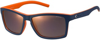 Polaroid Sunglasses Pld7009s Square Sunglasses