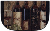 JCPenney Wine Chateau Kitchen Wedge Rug