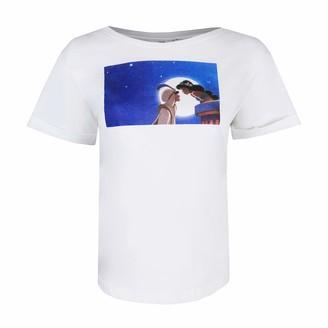 Disney Women's Aladdin and Jasmine T - Shirt
