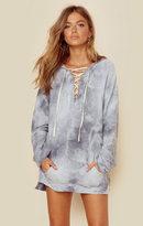 Blue Life at ease hoodie