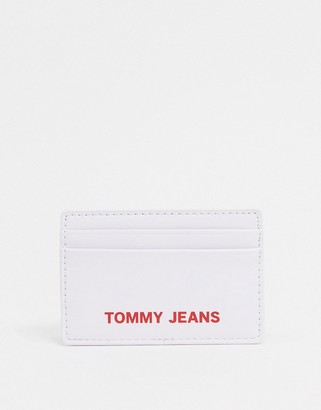 Tommy Hilfiger Tommy Jeans card holder in black
