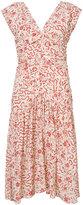 Isabel Marant Glory dress - women - Silk/Spandex/Elastane - 38