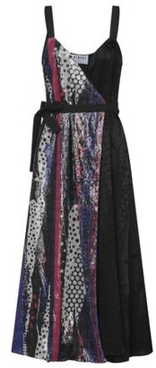 Versace 3/4 length dress