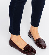 Asos Lizzy Ballet Loafer Flats
