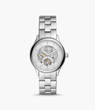 Fossil Modern Sophisticate Automatic Stainless Steel Watch