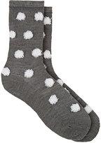 Antipast Women's Bonbon Candy Mid-Calf Socks