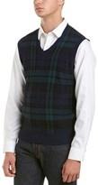 Brooks Brothers Wool-blend Vest.