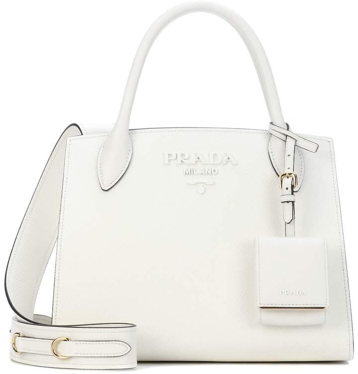 5a594bd28a Prada Saffiano Leather Handbags - ShopStyle