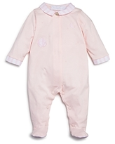 Tartine et Chocolat Girls' Moon & Rabbit Footie - Baby