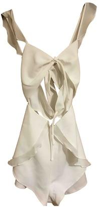 NBD White Jumpsuit for Women