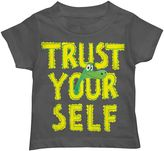 "Disney Pixar The Good Dinosaur Boys ""Trust Yourself"" Arlo Tee"