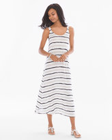 Soma Intimates Shirttail Midi Tank Dress