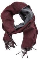 MANGO Contrast detail scarf