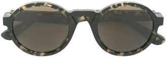 Mykita x Maison Margiela round-frame sunglasses