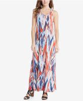 Karen Kane Tasha Printed Maxi Dress