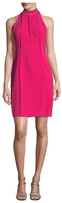 Elie Tahari Viola Sleeveless Sheath Dress