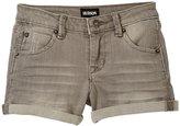 Hudson Roll Denim Shorts (Toddler/Kid) - Ether - 6X
