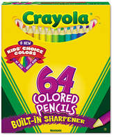 Crayola 3.3 Mm Hb Colored Woodcase Pencil in Assorted