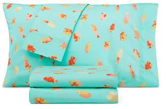 Nautica Tropical Fish Full Sheet Set Bedding
