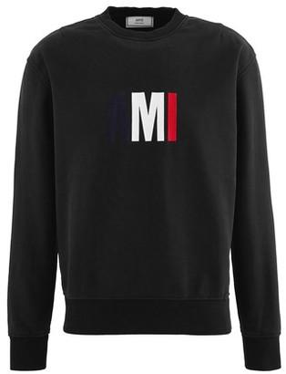 Ami Big cotton sweatshirt