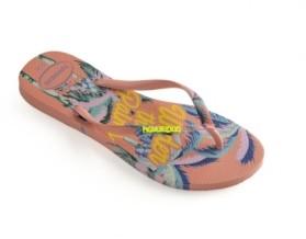 Havaianas Women's Slim Summer Flip Flops Women's Shoes