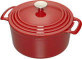 JCPenney Cooks 7-qt. Enameled Cast Iron Dutch Oven