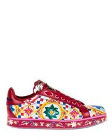Dolce & Gabbana Multicolor Sneakers