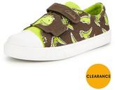 Clarks Tricer Roar Shoe - Khaki