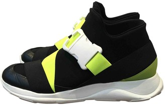 Christopher Kane Multicolour Cloth Trainers