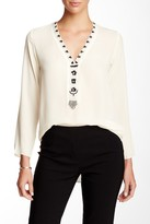 Insight Beaded Blouse