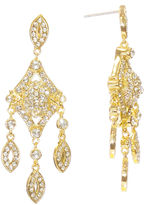 Doris Panos FINE JEWELRY telio! by Anastasia Gold-Tone Short Chandelier Earrings