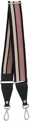 Orciani Woven Stripe Bag Strap