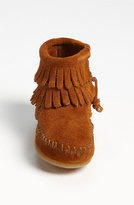 Minnetonka Girl's 'Double Fringe' Boot