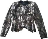 Isabel Marant Metallic Leather Jackets