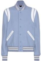 Saint Laurent Classic Teddy wool-blend jacket