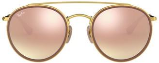 Ray-Ban Phantos Mirrored Sunglasses