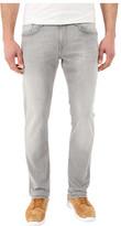 Mavi Jeans Jake Tapered Fit in Light Grey Williamsburg