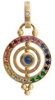 Temple St. Clair Women's Piccolo Tolomeo Diamond & Sapphire Pendant