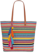 Asstd National Brand Woven Shoulder Bag