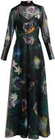 Mary Katrantzou Gigi Fantasia© floral-print tulle gown