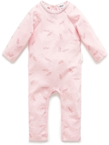 Purebaby Feather Growsuit