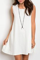 Ciel Cape Tunic Dress