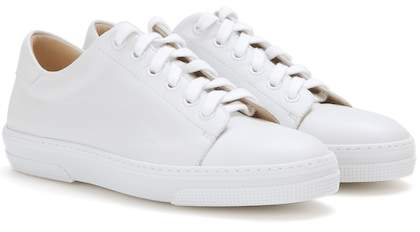 A.P.C. Steffi leather sneakers