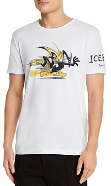 Iceberg Daffy Duck Graphic Tee
