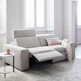 """west elm Enzo Reclining Sofa (76"""")"""