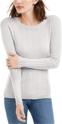 Maison Jules Ribbed Sweater