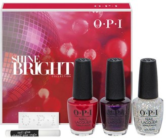 OPI X Swarovski Shine Bright 3-Piece Nail Lacquer Set
