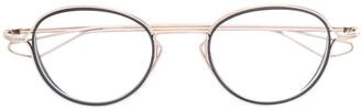 Dita Eyewear Round Glasses