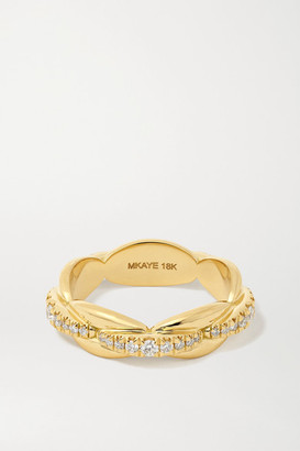 Melissa Kaye Ada 18-karat Gold Diamond Ring - 7