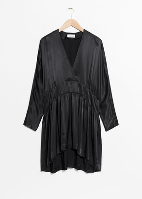 And other stories Satin Dress